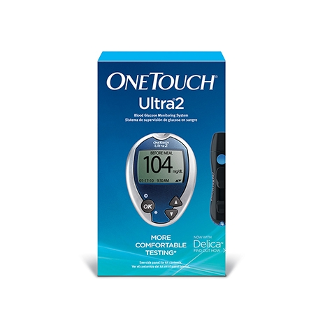 OneTouch® Ultra®2 meter in box