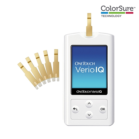 OneTouch IQ® with strips