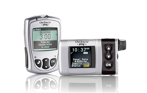 OneTouch Ping® glucose management system
