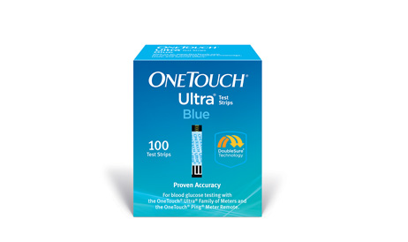 OneTouch® Ultra® test strips