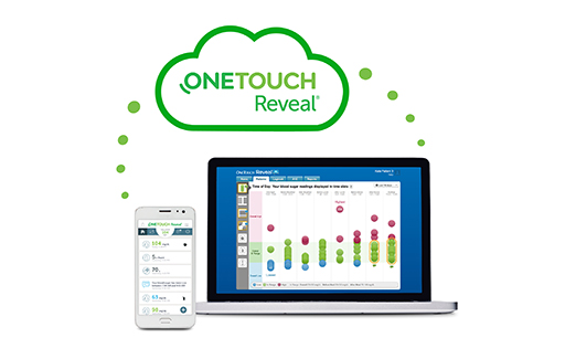OneTouch Reveal Cloud